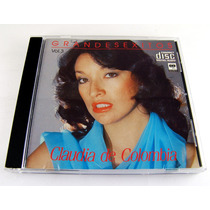 Claudia De Colombia / Grandes Exitos Vol.3 Sony Music 1991