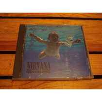 Cd Nirvana Nevermind - Changoosx