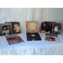 Barbra Streisand Lp Vinilos Discografia 10 Pz