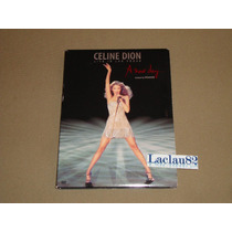 Celine Dion Live In Las Vegas A New Day 2007 Sony Cd Usa