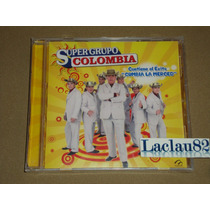Super Grupo Colombia Cumbia La Merced Multimusic Cd