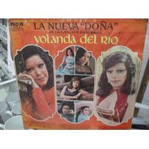 Yolanda Del Rio La Nueva Doña Triple Lp