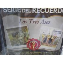 Los Tres Ases Serie Del Recuerdo Cd Nuevo Sellado