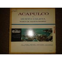 Disco Acetato: Acapulco