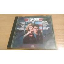 Top Gun, Soundtrack De La Pelicula, Cd Album Del Año 1986