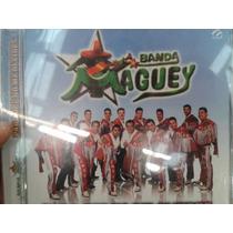 Cd Banda Maguey Para Que No Me Olvides 100% Nuevo Y Sellado