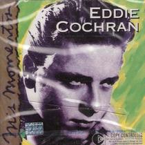 Cd De Eddie Cochran: Serie Mis Momentos 1998
