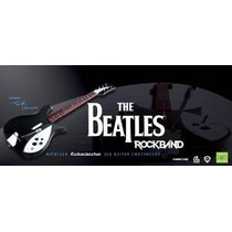 The Beatles: Rock Band Wireless X360 Rickenbacker 325 Contro