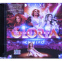 Gloria Trevi En Vivo. Disco Cd Nuevo, Sellado.