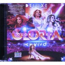 Gloria Trevi En Vivo. Disco Cd Nuevo, Sellado.
