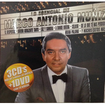 Lo Esencial Marco Antonio Muñiz