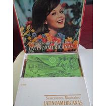 Lp Album Selecciones Mexicanas Latinoamericanas