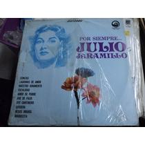 Julio Jaramillo L.p De 12 De 33rpm Por Siempre