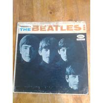 Lp Beatles Conozca A Los Beatles 1a Edición Sello Negro Lem!