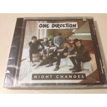 One Direction Night Changes Cd Single Nuevo Cerrado Nacional