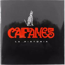 Cd Disco Compacto Caifanes La Historia