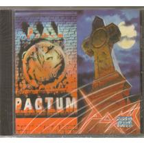Pactum / Panic ( Split Punk Hardcore Mexicano) Cd Rock Metal