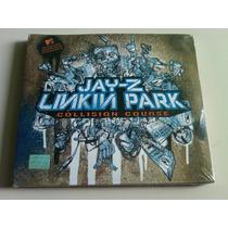 Linkin Park Jay-z Collision Course Dvd + Cd Nuevo Cerrado