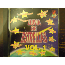 Lluvia De Estrellas Cd Vol.1 Angeles Azules,llairas,askis,