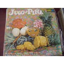 Lp Jugo De Piña, Envio Gratis