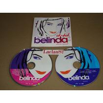 Belinda Homonimo Edicion Especial 2004 Bmg Cd + Dvd Doble