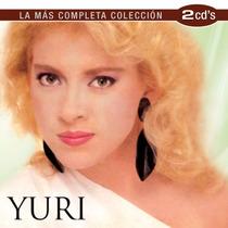 La Mas Completa Coleccion / Yuri / 2 Discos Cd 40 Canciones