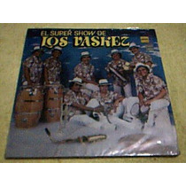 Disco Lp Los Vaskez - El Super Show De Los Vaskez -