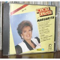 Sonora Dinamita Con Margarita Cd 16 Exitos