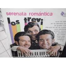 Los Trevi Serenata Romantica Lp