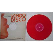Sonido Disco Amant 1 Disco Lp Vinilo