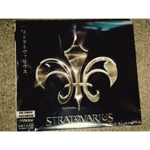 Stratovarius Cd Album Edición Limitada Stratovarius