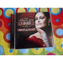 Daniela Romo Cd Sueños De Cabaret.2008