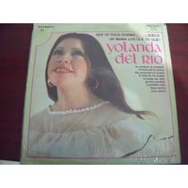 Lp Yolanda Del Rio, Importado, Envio Gratis