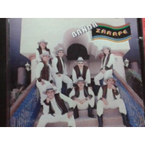 Cd Banda Zarape Es La Primera Vez 1995 Emi Nuevo Y Sellado