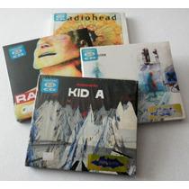 Radiohead Pablo Honey The Bends Ok Computer Kid A 2cd