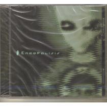 Encefalisis - 999 - Grupo D Musica Electronica Noise Cd Rock