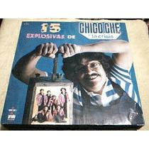 Disco Lp Chico Che Y La Crisis - 15 Explosivas De Chico Che