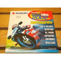 Dvd Suzuki Motociclismo Master Bike 2002