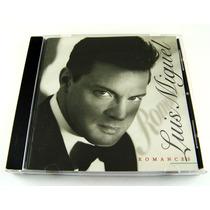 Luis Miguel / Romances Cd Warner Music Edicion 1997