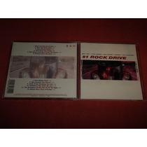 #1 Rock Drive - Boston Judas Reef Cult Cd Nac Ed 2004 Mdisk