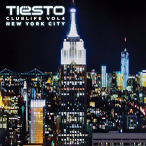 Club Life Vol 4 New York City / Tiesto / Cd Con 18 Canciones