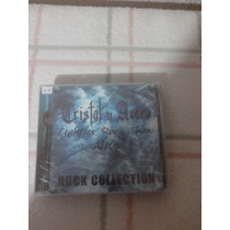 Cd Cristal Y Acero.- Eighties Rock Show Luzbel Coda Megaton