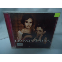 Ana Belen - Cd Album - Lorquiana Poema De Federico Garcia L.