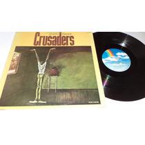 Ghetto Blaster Crusders Lp Vinyl 1984