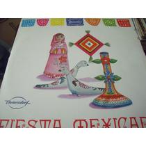 Lp Fiesta Mexicana, Envio Gratis