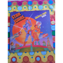 Star Wars Lp Galactic Funk By Meco 1977