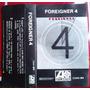 Foreigner 4 Cassette Raro Mexicano 1981 Fn4