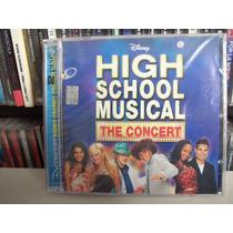 High School Musical: The Concert Cd+dvd Nuevo, Cerrado
