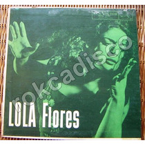 Españoles, Lola Flores, Lp 10´, Hecho En México, Fn4