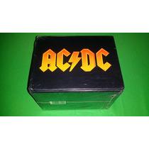 Cd Boxset Acdc - Acdc / Airbourne Black Sabath Maiden